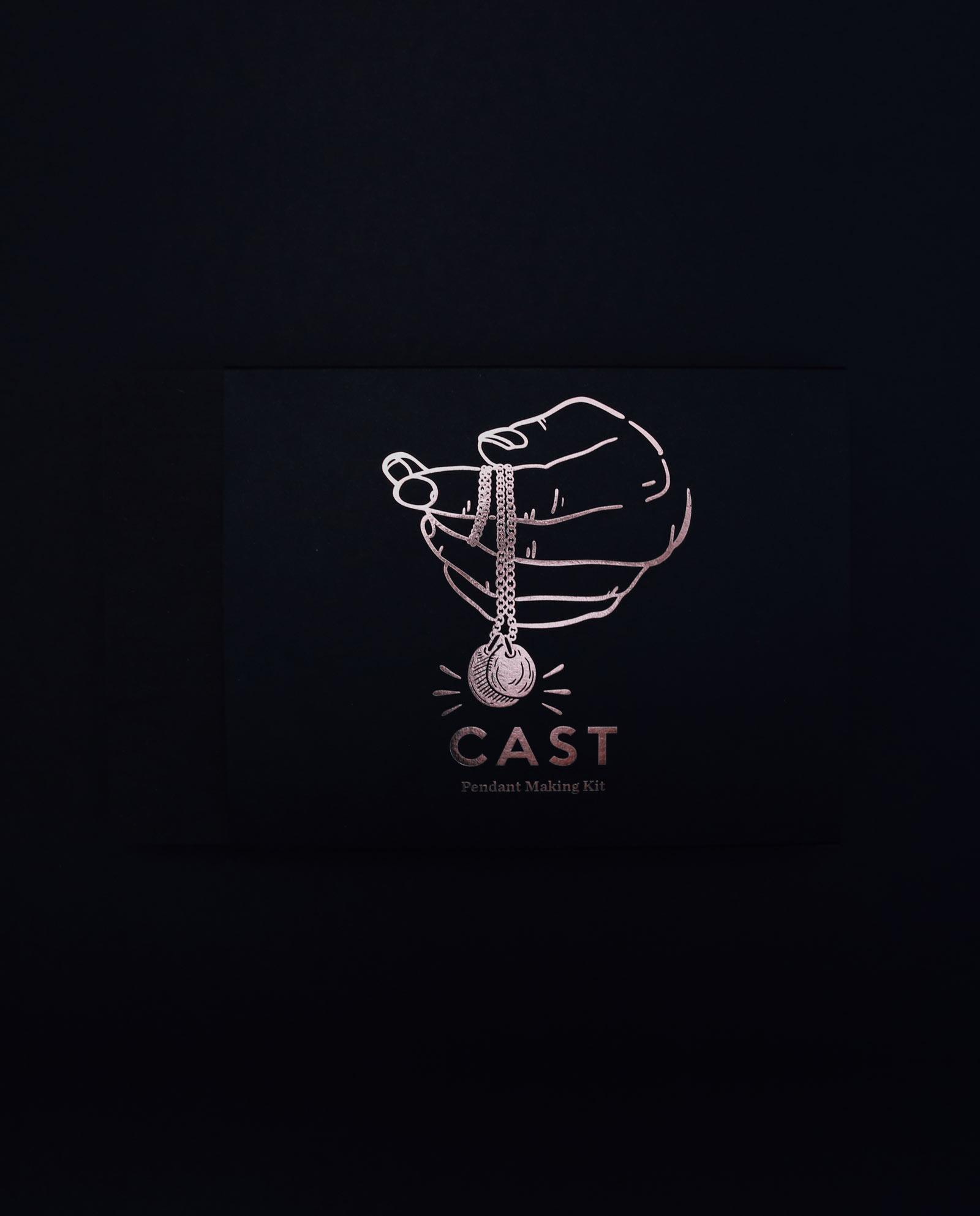 The original pendant making kit cast create bespoke jewellery aloadofball Gallery